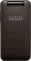 Мобильный телефон Alcatel 2012D Dark Chocolate, фото 2