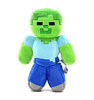 Мягкие игрушки Minecraft - Зомби