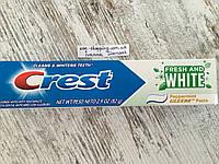 Свежесть и отбеливание для каждого дня Crest Fresh and White