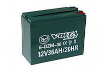 Тяговые свинцово-кислотные аккумуляторы AGM 12 V 36AH Volta