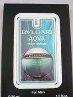 Bvlgari Aqva Pour Homme edt 35ml / iPhone