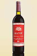 Вино десертное красное Кагор Винодельческая станция