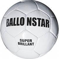 Мяч для футзала №4 ламин. BALLONSTAR SL-1515 (5 сл., сшит вручную)
