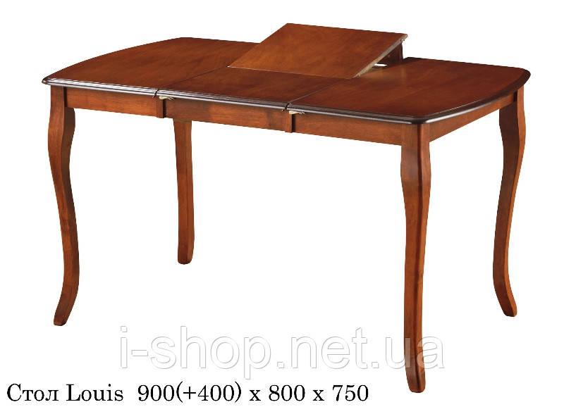 Раскладной стол Louis (Луис) орех