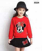 Костюм Minnie Mouse для девочки. 130 см