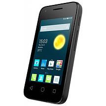 Мобильный телефон Alcatel 4009D Volcano Black , фото 3