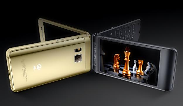 У смартфона - раскладушки Samsung Veyron будет SoC Snapdragon 820 и 16-мегапиксельная камера