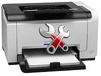 Диагностика принтера