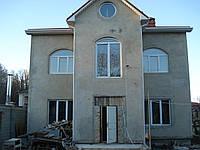 Дизайн-проект фасада дома Визуализация фасада трёхмерная фотореалистичная