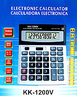 Професійний настільний калькулятор SDC-1200V