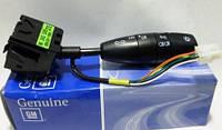Переключатель света подрулевой с противотуманными фарами для Daewoo Lanos ЗАЗ Ланос ЗАЗ Сенс (оригинал, GM)