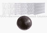 Форма для шоколаду — Schneider - 421243 - Футбольний м'яч