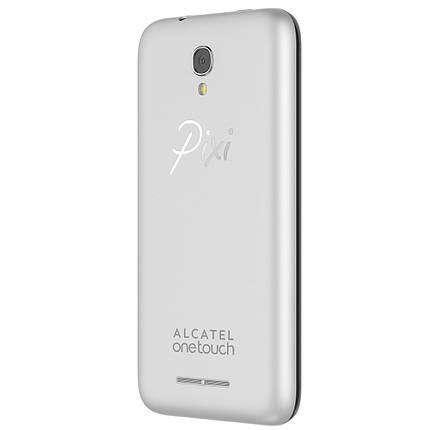 Мобильный телефон Alcatel 4024D Metal Silver, фото 2