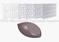 Форма для шоколаду — Schneider - 421692 - Крапля відсічена