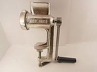 Кухонная мясорубка ручная Мотор Сич - чугунная, фото 1
