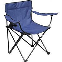 Раскладное кресло паук с подстаканником Blue