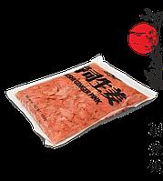 Имбирь маринованный розовый, 1 кг.