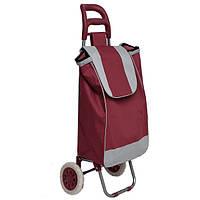 Тачка сумка с колесиками кравчучка 95см E00317 Vin