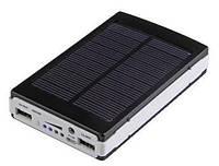 Повербанк универсальное зарядное солнечная батарея 30 000mAh