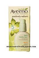 Дневной увлажняющий крем SPF 15 Positively Radiant Aveeno