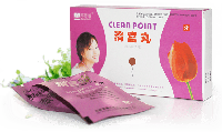 Фитотампон Clean Point - вакуумная упаковка