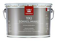 Краска для цоколя TIKKURILA ЮКИ, 9 л, база А (6408070004838)