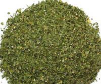 Петрушка сушеная зелень