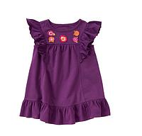 Детское летнее трикотажное платье 4 года
