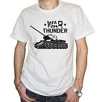 "Мужская футболка ""War Thunder T-34"""