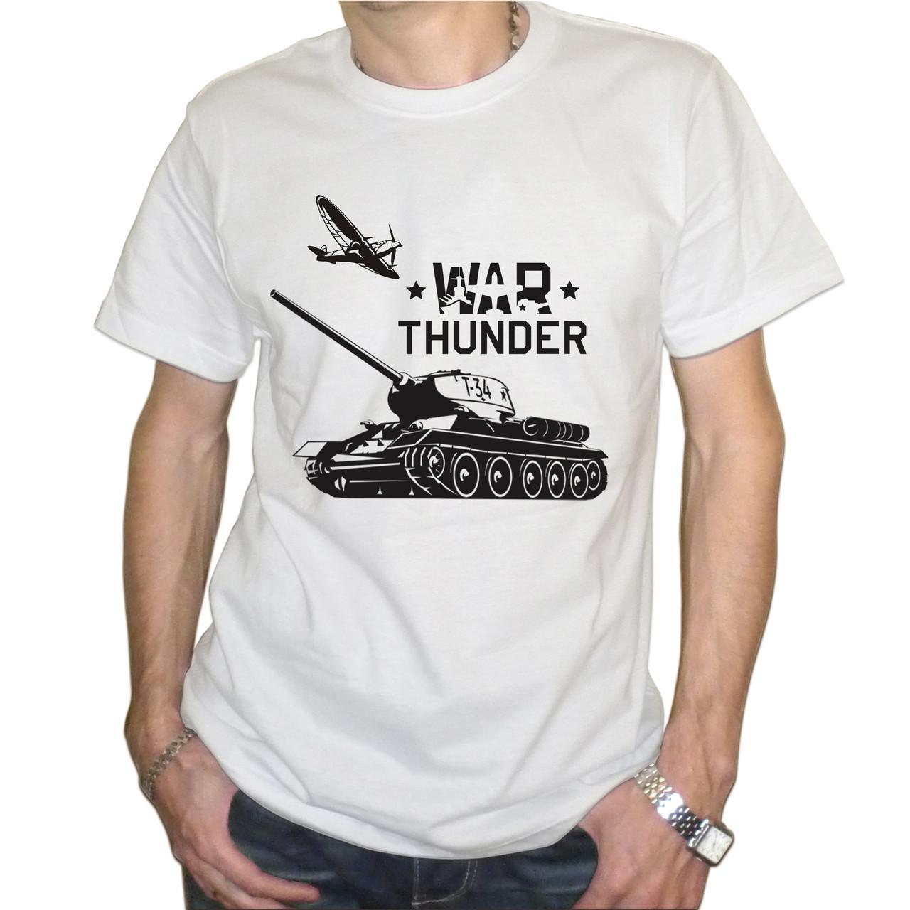 вар тандер футболка