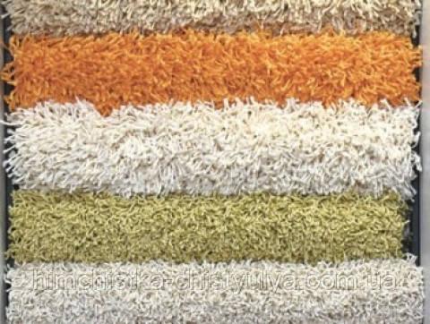 Хімчистка килимів високоворсових,шеггі