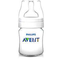 Бутылочка для кормления Classic + 125 мл AVENT 2 шт. SCF560/27