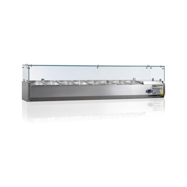 Витрина холодильная Tefcold -VK38-180