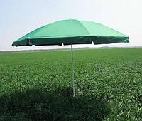 Торговый плотный зонт без клапана 2.5м,8 спиц