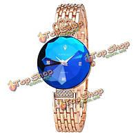 Baosaili роскошные императорские коронационные платья дам вахты браслета женщин способа кварцевые часы