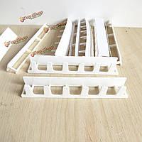 Настенный шкаф комплект ювелирных изделий держатель палки дискреционных дисплей крюк