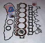 Прокладка головки блока цилиндров ГБЦ клапанной крышки Опель Opel Astra Insignia Omega Vectra Vivaro Kadett, фото 6