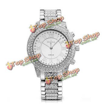 Кварцевые часы женские аналог Geneva
