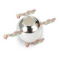 S925 Sterling серебро 5шт свободные шарики DIY ювелирных изделий ручной работы по ремонту