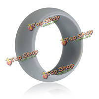 Размер 10 резиновый силиконовый мягкий кольцо для мужчин