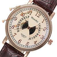 Часы мужские наручные кварцевые Weesky