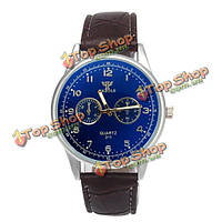 Часы наручные кварцевые для мужчин и женщин YAZOLE 311