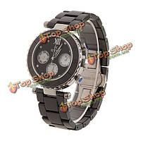 Eyki унисекс emos8563l неделя женщин календарь керамический браслет кварцевые часы