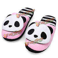 Мягкие тапочки Панда