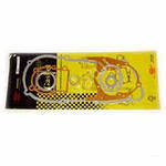 Прокладка ГБЦ клапанной крышки Шкода Октавия Суперб Фабия Skoda Octavia Fabia Superb Praktik Yeti Roomster, фото 7