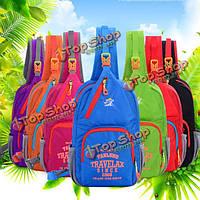 Открытый легкие спортивные груди сумки лета вскользь мешки плеча Crossbody сумки