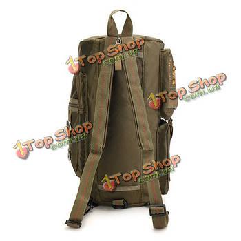 Мужчины оксфорд досуга Кроссбоди мешок емкость многофункциональный открытом воздухе путешествие походы рюкзак сумка