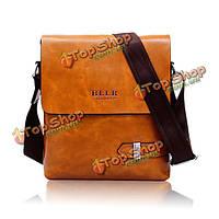 Мужчины бизнес пу различные стиль случайные Messenger плеча Crossbody сумка портфель