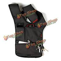 Мужская предотвращающая кражи скрытыя сумка, внутренний карман