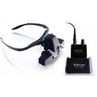 Непрямой офтальмоскоп Spectra Iris с маленькой черной оправой